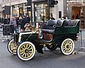 Dennis 1902 Rear Entrance Tonneau at Regent Street Motor Show 2015.jpg