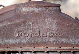 Fordson - Fordson logo