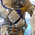 Detail of Orlan suit (8647967559).jpg