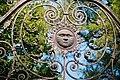 Detalj kapije Gradske kuće u Zrenjaninu - motiv Sunca.jpg