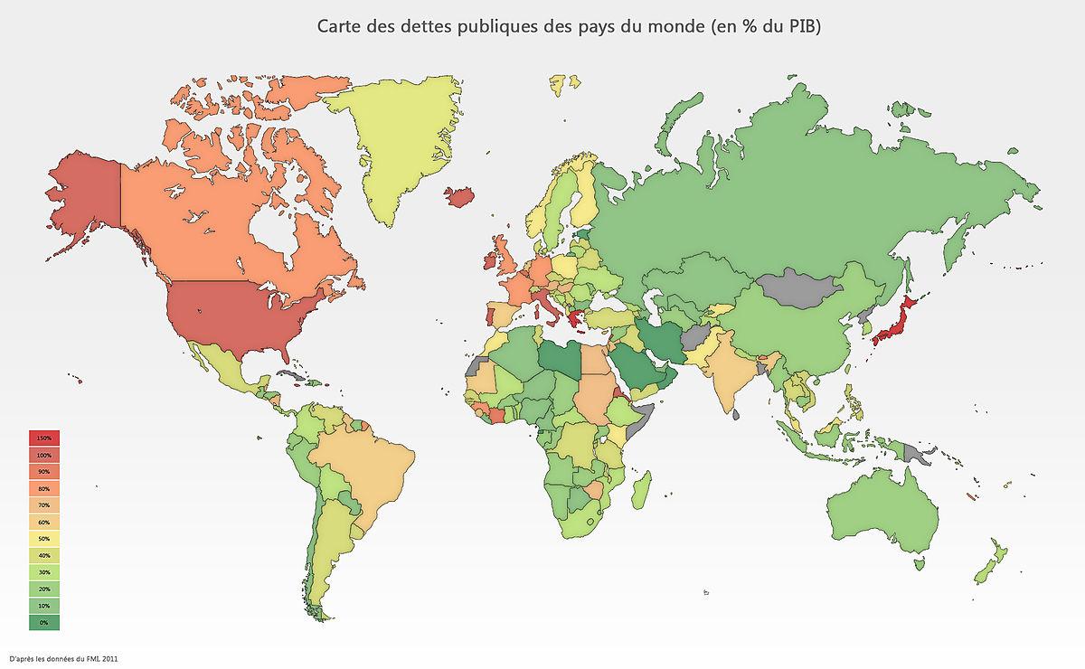 Dette publique wikip dia - Mere porteuse en france ...