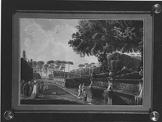 Villa Pamphili in Rom