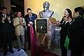 Develación de Busto de Eloy Alfaro en la Estación de Tren, Chimbacalle (7449269060).jpg