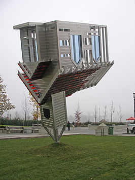 Device to root out evil, Vancouver, Canada