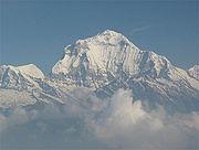 Dhaulagiri Südwand