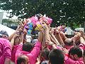 Diada castellera festes de primavera 2014 a Sant Feliu de Llobregat P1480224.jpg