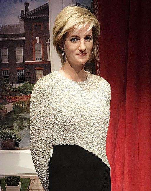 Diana, Princess of Wales at Madame Tussauds London 2019-07-17