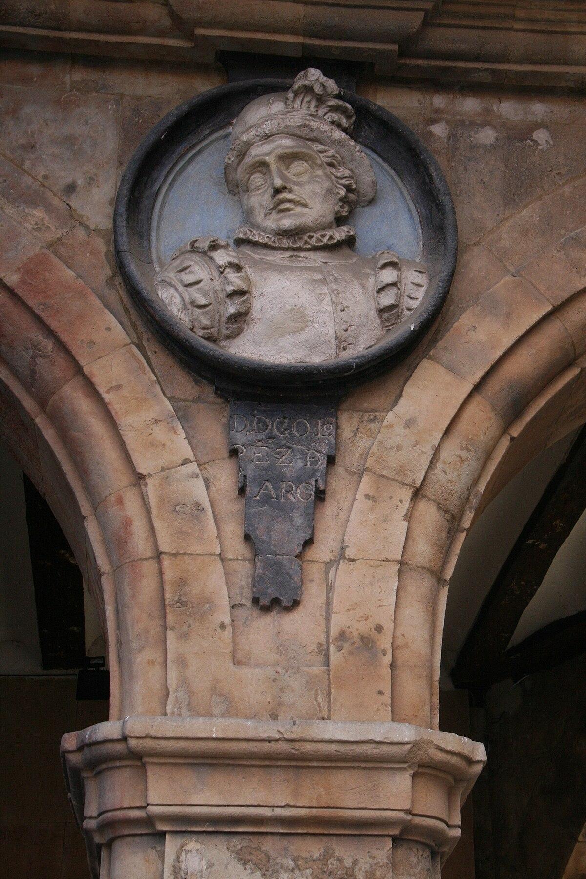 Diego López II de Haro-Plaza Mayor de Salamanca.jpg