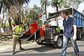 Diego Santilli superviso la limpieza y remocion de arboles caídos en el hospital Muñiz (6937701232).jpg