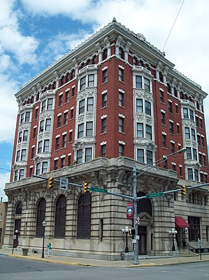 Clearfield, Pennsylvania - Dimeling Hotel