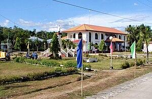 Dimiao, Bohol - Town hall