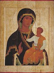 The Mother of God Hodigitria