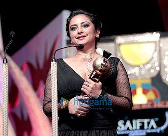 Divya Dutta - Dutta at SAIFTA Awards 2013