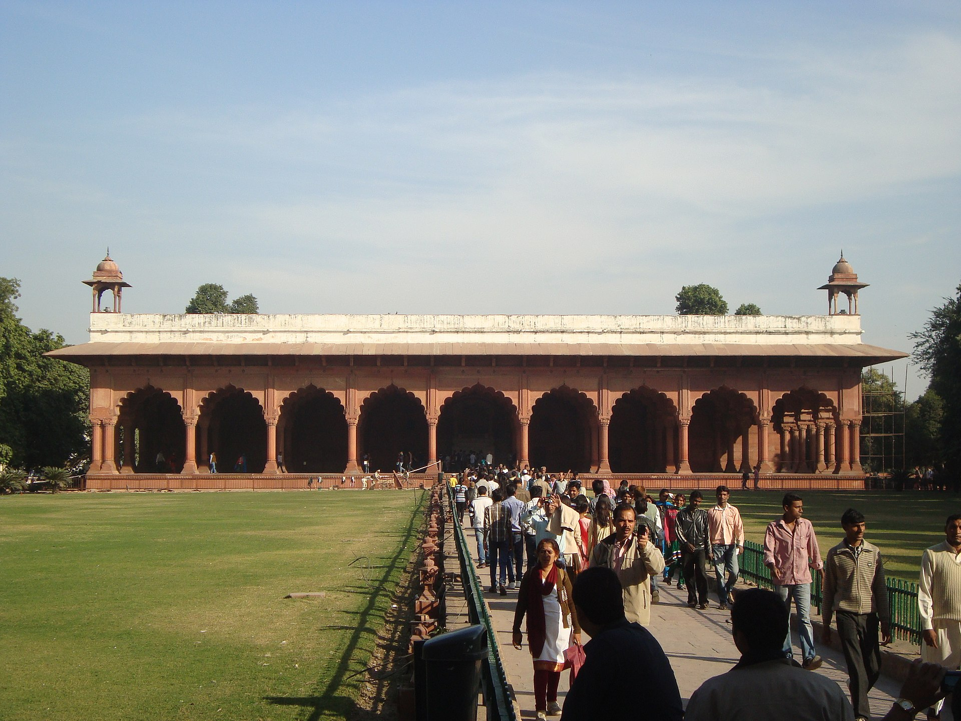 diwan i am red fort wikipedia