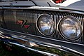 Dodge Coronet 1967 RT Emblem LeftLights Lake Mirror Cassic 16Oct2010 (14876922612).jpg