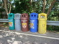 Doi Suthep trash bins.JPG