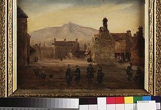 Dolgelley in 1837