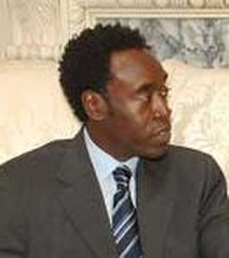 Don Cheadle - Cheadle in February 2007