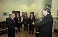 Donald Rumsfeld with Alexander Downer and Michael Harbison and Councilors DF-SD-07-24063.jpg