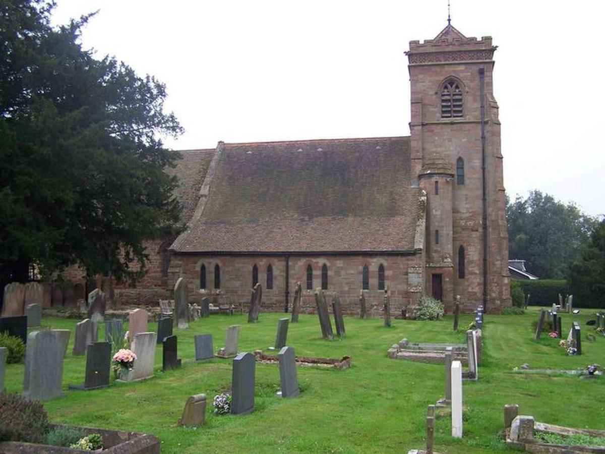 Donington Church - geograph.org.uk - 241885.jpg