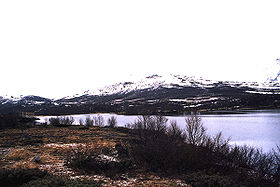 Dovrefjell lake in the late fall.jpg