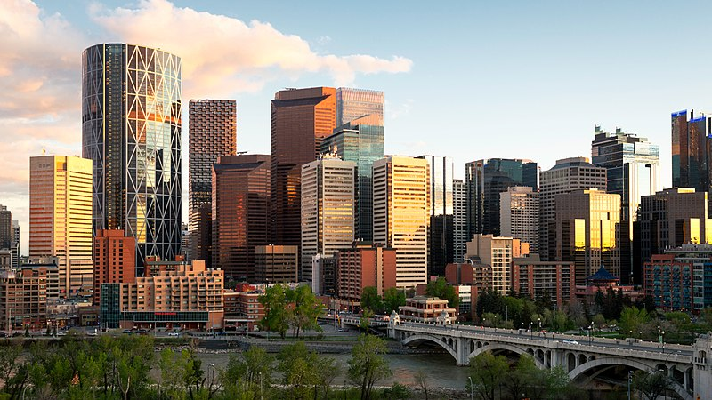 File:Downtown Calgary 2020-2.jpg