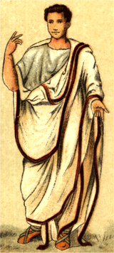 Romawi Kuno/Pakaian