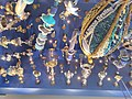 Dragon and several trophies on the ceiling near FC Porto Store and Museu FC Porto.jpg