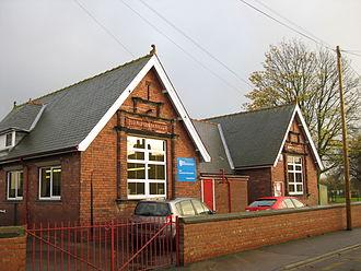 Drax, North Yorkshire - Drax primary school