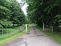 Driveway to Kentchurch Court - geograph.org.uk - 1460137.jpg