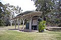 Ducrou Pavilion in the Australian National Botanic Gardens.jpg