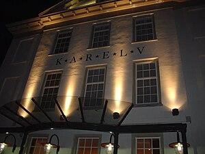 Grand Hotel Karel V - Image: Duitse huis
