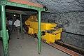 Dummy Cutting Machine - Mock-up Coal Mine - BITM - Kolkata 2010-06-18 6145.JPG