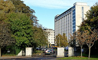 Northern Ireland Executive - Dundonald House, home to various government agencies