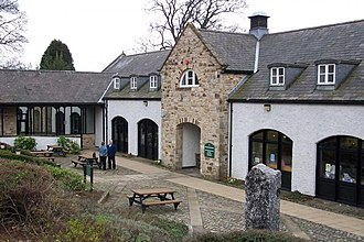 Stanhope, County Durham - Image: Durham Dales Centre geograph.org.uk 1119