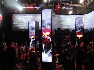 Ninja Gaiden 3 - Ninja Gaiden 3 exposition at the Electronic Entertainment Expo 2011