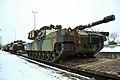 EAS M1A2s arrive in Grafenwoehr (12234290235).jpg