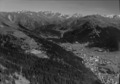 ETH-BIB-Davos, Schatzalp, Blick Richtung Nordost, Davosersee-LBS H1-018147.tif