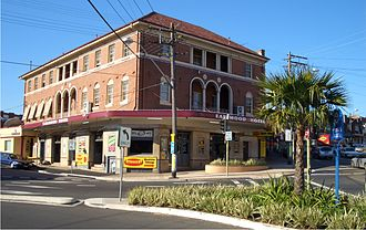 Earlwood, New South Wales - Earlwood Hotel, Homer Street