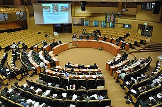 Arusha - East African Legislative Assembly