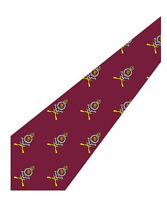 East India Club - East India Club Shooting Section Tie