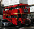 East London Routemaster bus RM652 (WLT 652) heritage route 15, St Pauls, 15 February 2007.jpg