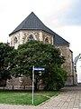 Eastern end of St Sebastian Kirche - geo.hlipp.de - 5284.jpg