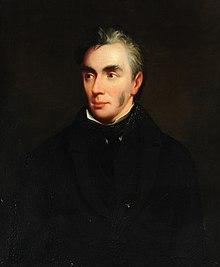Poet Ebenezer Elliott