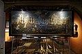 Edams Museum (1530) - First Floor - Oil Painting (1682) by Jan Molenaar - Edam Shipbuilder Jacob Mathijsz Oosterlingh + 92 Ships.jpg