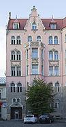 Edificio en Gertrudes iela, Riga, Letonia, 2012-08-07, DD 01
