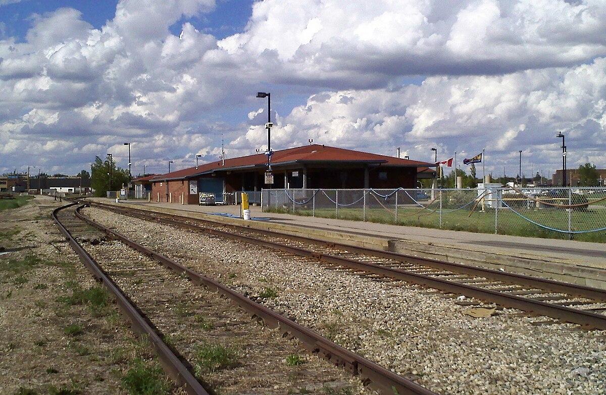 Edmonton Station Via Rail Wikipedia