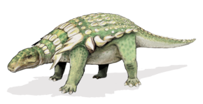 Description de l'image Image:Edmontonia dinosaur.png.