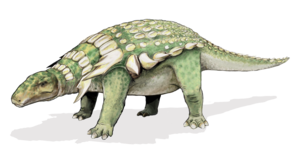 1928 in paleontology - Edmontonia