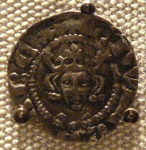 Farthing (English coin) - Farthing of Edward I
